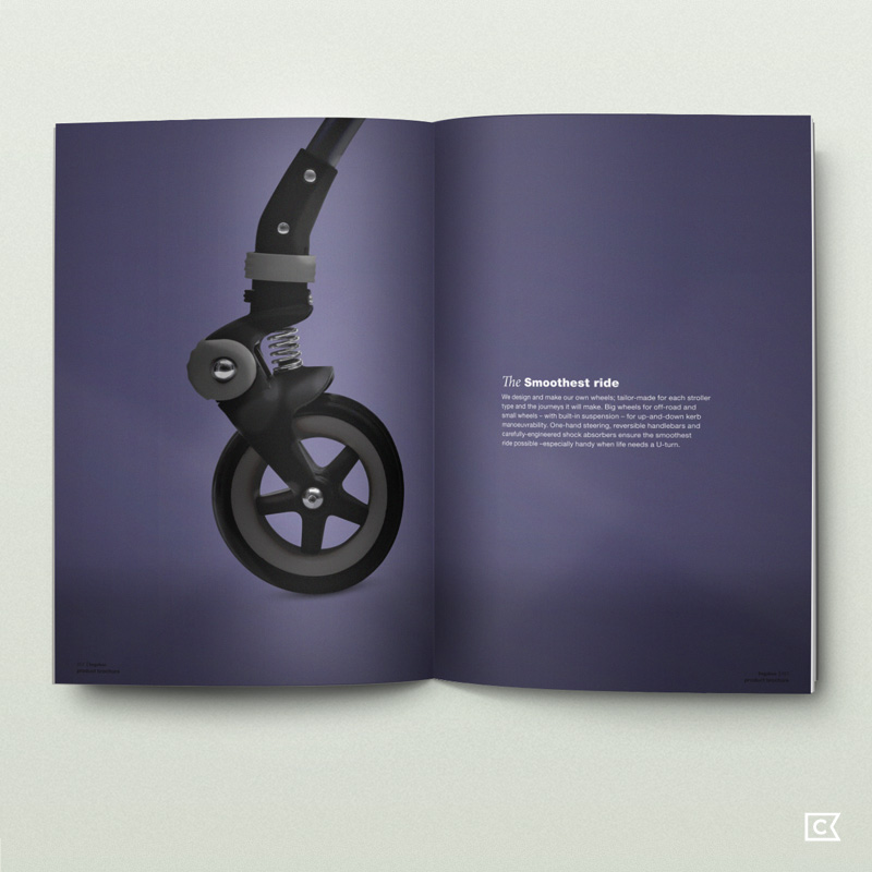 Bugaboo catalog by Compass Island.