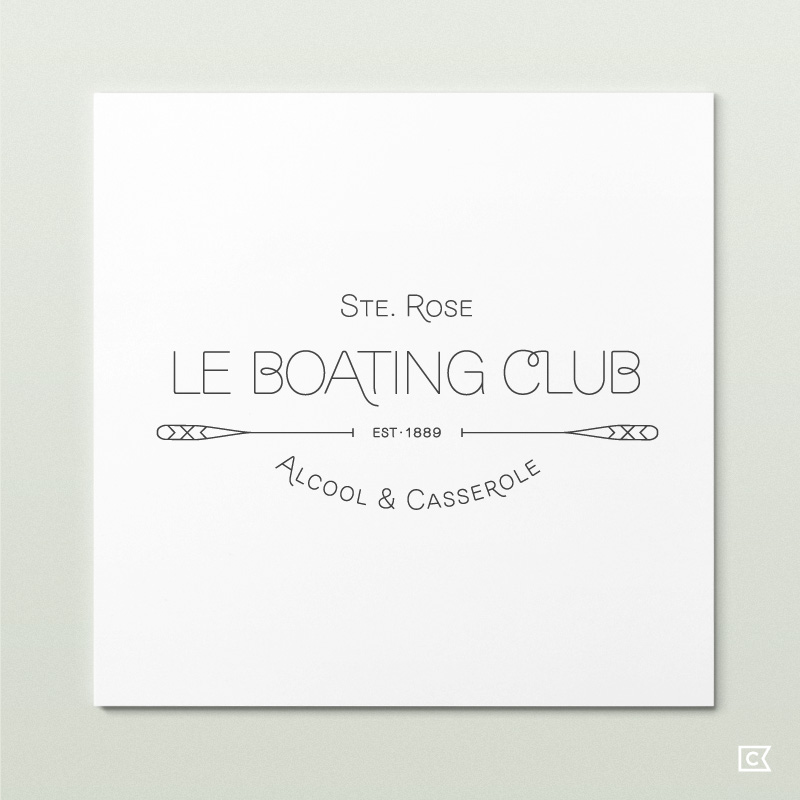 Le Boating Club by Compass Island.
