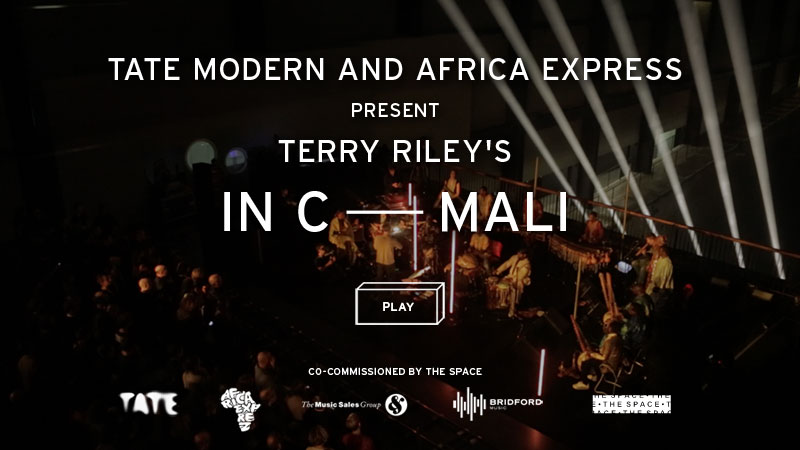 Tate Modern - Terry Riley's In C Mali by Compass Island