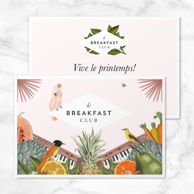 Le Breakfast Club by Compass Island.